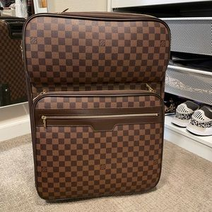 Rare Louis Vuitton Damier 55 business